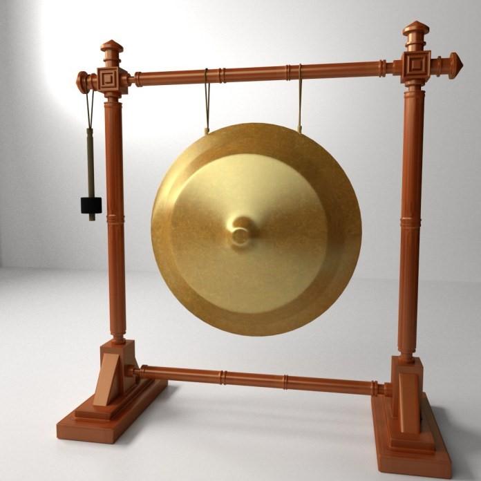 09 Gong